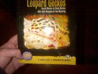 Leopard Gecko Book-NEW