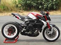 MV Agusta Dragster 800 RR 2015/65 with 4,470 miles