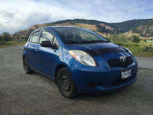 2006 Toyota Yaris RS Hatchback