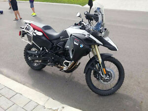 Price dropped 2015 BMW F800 GSA F800GSA F800GS