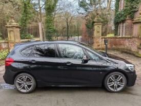 image for 67 PLATE BMW 218d M SPORT ACTIVE TOURER DIESEL AUTO 35,067 MILES PRO SAT NAV