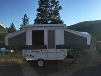 2007 Rockwood tent trailer **lowered price**!!!