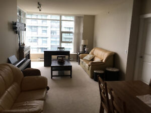 2 bed + 2 bath apartment (1 bed + bath available for rent)