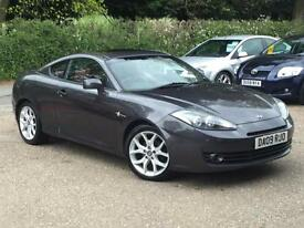 2009 Hyundai Coupe 2.0 SIII SE Coupe Grey only 59459 Miles SUPERB THROUGHOUT!!!