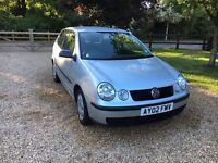 1.2 2002 3dr VOLKSWAGEN POLO FOR SALE £650