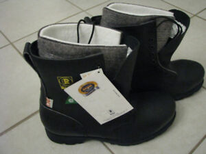 ROYER SECURITY WINTER BOOTS  SIZE 9