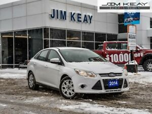 2014 Ford Focus SE  - Certified - Bluetooth -  SYNC - $39.24 /Wk