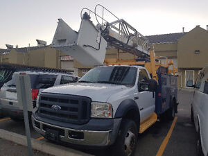 2006 Ford F-550 BUCKET TRUCK Other