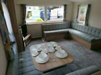 Brand NEW Static caravan for sale Co Durham Stanhope Weardale