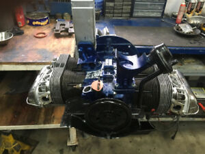 Volkswagen rebuilt 1600 cc dual port long block