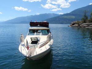 34 ft Sea Ray for SALE