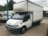 Ford Transit luton 2004reg for sale