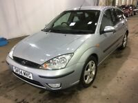 Ford Focus•Service history•Long MOT• Lovely car• Astra golf polo Clio punto fiesta