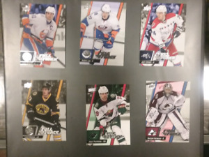 Lot of 37 2015-16 Upper Deck Full Force Hockey Cards