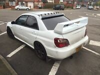 Subaru Impreza wrx sti replica thousands spent! HPI clear