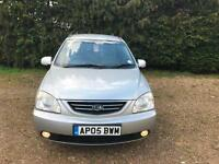 2005 Kia Carens 2.0 CRDi LE - 2 F Keepers - 2 Service Stamps - 2 Keys