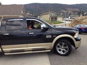 2011 Dodge Power Ram 1500 Laramie Longhorn Pickup Truck