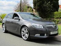 2012 Vauxhall Insignia 2.0 CDTi [160] VX LINE ecoFLEX ELITE SAT NAV 5DR ESTAT...
