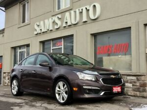 2015 Chevrolet Cruze 4dr Auto RS Package