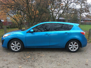 2011 Mazda Mazda3 Sport Gx Hatchback Cambridge Kitchener Area image 9