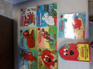 Kids Clifford books