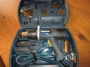 pistolet thermique numérique