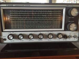 Trio 9R-59 Shortwave Receiver