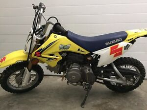 2007 Suzuki DRZ70 for sale