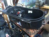 Gilera runner vx seat box