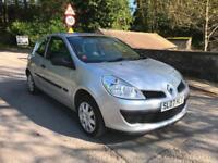 2007 Renault Clio 1.2 16v 75 Expression