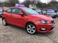 Seat Ibiza 1.4 TSI ( 140ps ) ACT SportCoupe 2014MY FR **FINANCE THIS CAR**