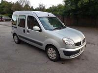 2008 Renault Kangoo 1.6 16v auto Expression WHEELCHAIR ACCESSIBLE