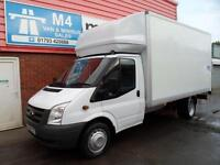 Ford Transit 350 LUTON 115PS