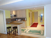 1 bedroom basement- furnished rent to 1 person
