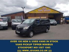 2015 15 RENAULT TRAFIC 1.6 SL27 BUSINESS PLUS + DCI VAN SWB 22000 MLS DIESEL