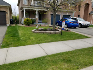 GENERAL LANDSCAPING WORK DONE IN BRAMPTON! WE DO IT ALL.