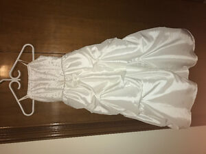 Flower girl/First Communion Dress and shoes