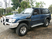 2001 gu wagon 3ltr turbo diesel Burpengary Caboolture Area Preview