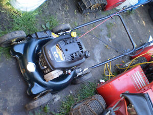 Yard Works 20 ' cut 6 HP lawn mower