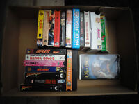 Over 20 VHS Movies
