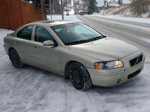 2006 Volvo S60 2.5L Auto AWD Spec Ed Sedan