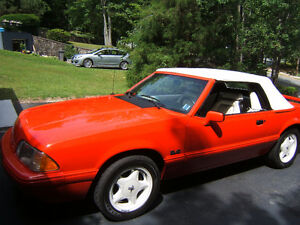 1992 Mustang From North Carolina only 26000 Original miles