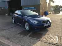 2009 BMW 520 2.0TD M-SPORT BUSINESS EDITION AUTOMATIC,STUNNING WITH FSH