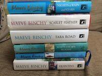 Maeve Binchy Book Bundle