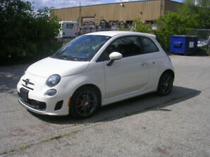 2015 FIAT ABARTH- REDUCED!! - CERTIFIED- NEW TIRES!