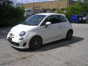 2015 FIAT ABARTH- CLEAN CAR - CERTIFIED- NEW TIRES!