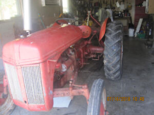 1940  9N Ford Tractor