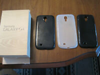3 Jelly Skins for Samsung Galaxy S IV Phone