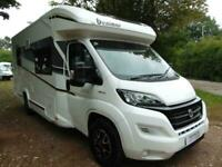 Benimar Mileo 286 4 berth low profile motorhome for sale