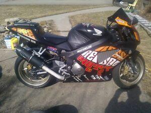 Rare sport bike